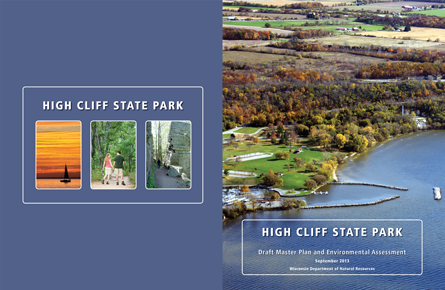 State of Wisconsin, Department of Natural Resources, High Cliff Report