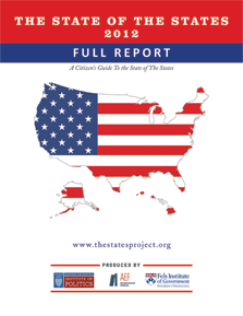 The States Project - Full Report front cover